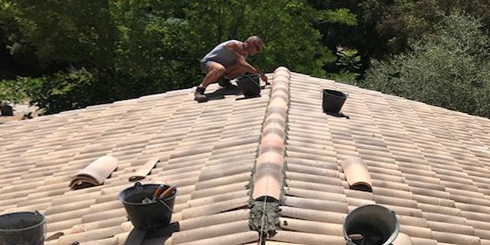 faitage de toiture