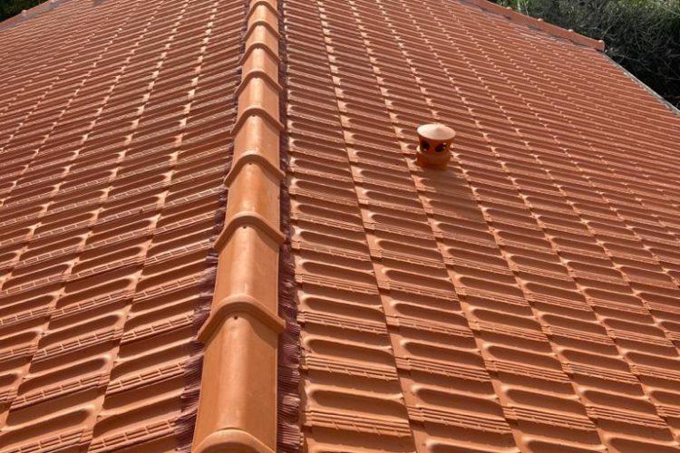 Réfection de toiture sur Mandelieu la Napoule