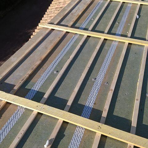 panneaux sandwichs isolants pour toiture