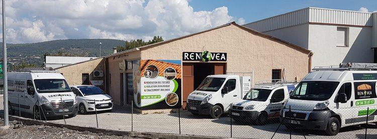 Rénovea des charpentiers couvreurs à votre écoute partout dans le Var et les Alpes Maritimes