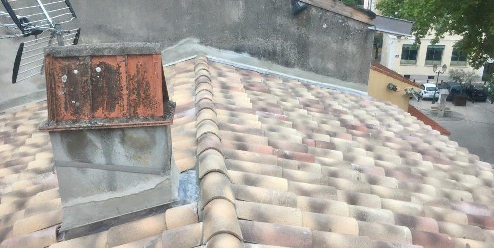 réfection de toiture à Tourrettes sur Loup