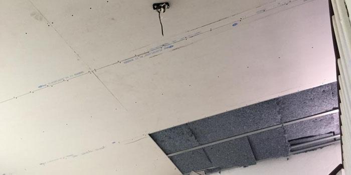 isolation plafond en laine de coton