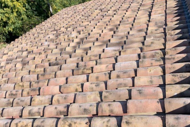 Réfection de toiture sur Sainte Maxime dans le Var